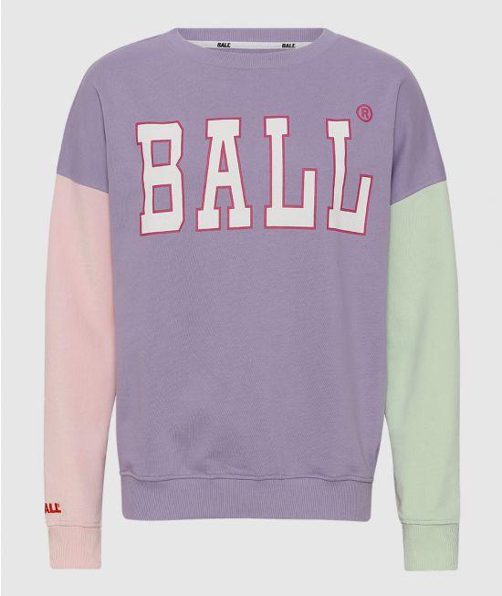 BALL SWEATSHIRT - D. MATTINGLY